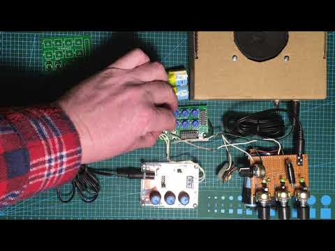 8 step DIY sequencer for your DIY synthesizer or a VCO - смотреть