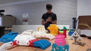 Innovative Technologies center (a Free makerspace) in Hot Springs Arkansas