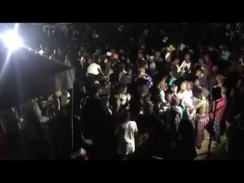 IZON EBI ALFRED  Live Performance at Oboro town in Delta State,