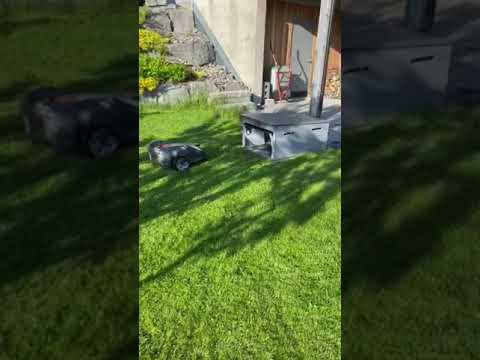 What Are Some Lawn Mower Robot Options?
