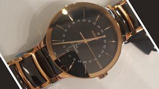 Rado Centrix 24 hour time watch   SN Watches