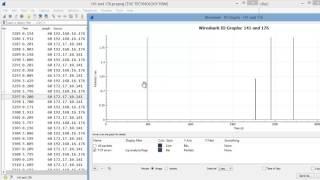 Wireshark IO Graph Issue and Work Around