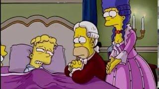 Mozart Y Salieri (Parte 3/3) Los Simpson