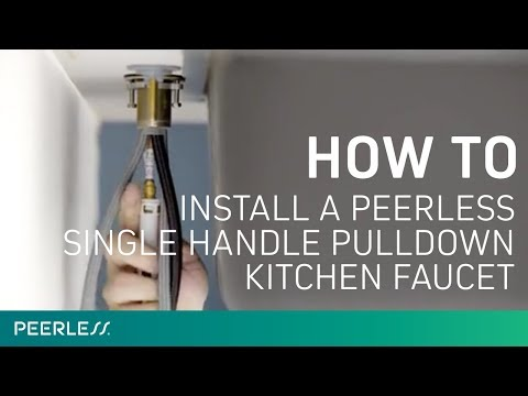 install-kitchen-faucet