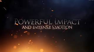 I will create this mind blowing cinematic trailer video in 1 day