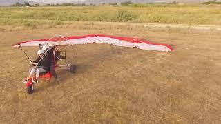 Dji Phantom 3SE Paragliding Day August 2020