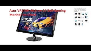 Asus VP278H 68,6 cm 27 Zoll Gaming Monitor im Check