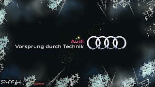 Audi and logo fpv
