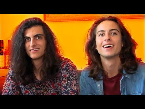 Greta Van Fleet FULL Interview - Daniel Sarkissian