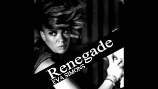 Eva Simons - Renegade [Official Lyrics]