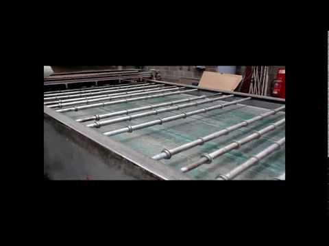 Interwood Panel Feeder