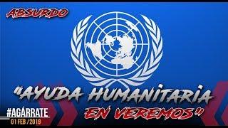 .@milosalcalay | EN PELIGRO AYUDA HUMANITARIA | VENEZUELA | PARTE 1 | AGÁRRATE | FACTORES DE PODER