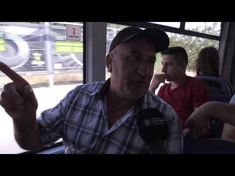 Antalyalılar 'Ekspres Hat'ı sevdi
