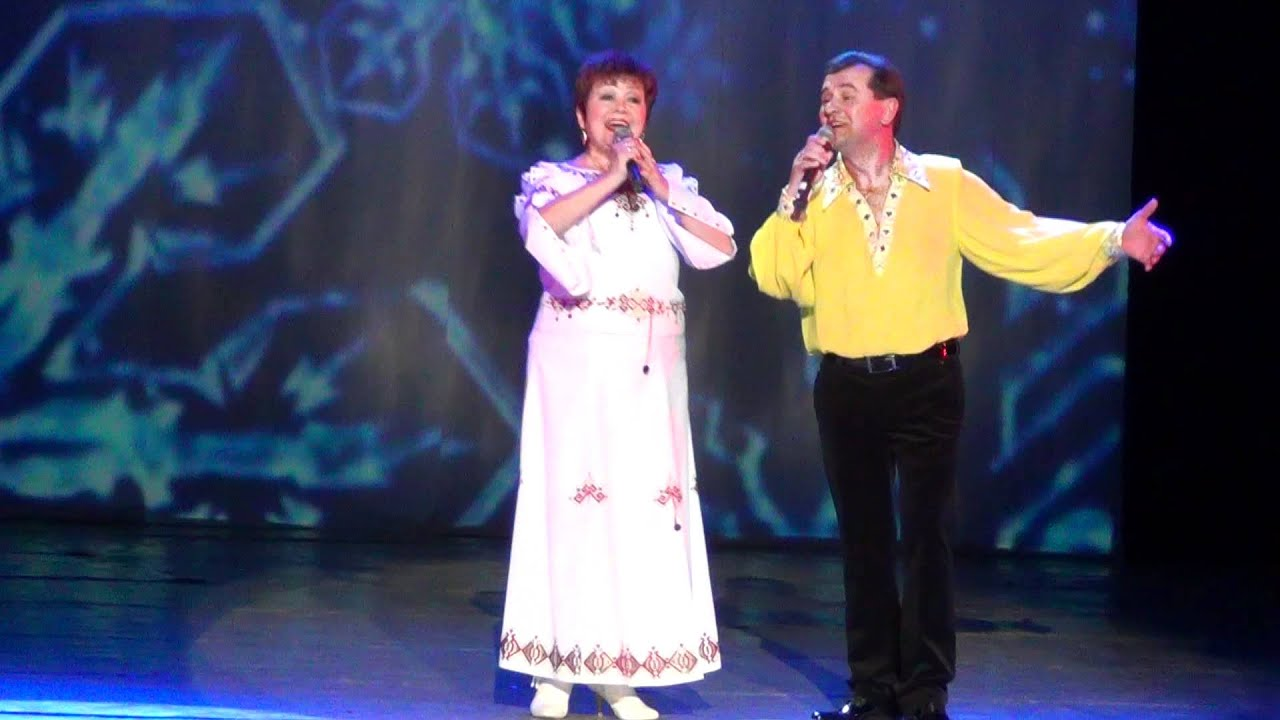 Валерий Клементьев, Любовь Афанасьева — Хĕллехи каç [10.03.2012]