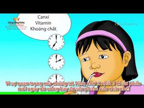 Các nhóm thực phẩm dinh dưỡng cần thiết cho trẻ nhỏ