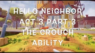 how to get the lockpick in hello neighbor act 3 nintendo
