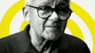 Paul Rand - my very favourite graphic design hero !