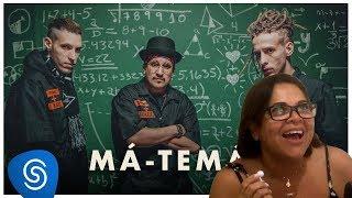 """MINHA MÃE REAGINDO À """"Haikaiss   Má Temática   (VÍDEO OFICIAL)"""""""