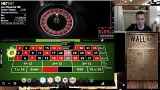 HUGE Roulette Loss!!!! (Part 1)