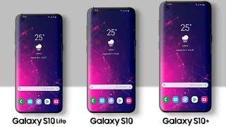 Samsung Galaxy S10 УЖЕ В ПРОИЗВОДСТВЕ!!! Это будет МОНСТР!