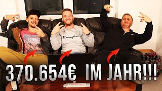 370.644€ Mieteinnahmen/Q3 Zahlen und Geilster Kühlschrank