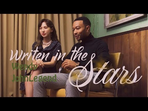 John Legend X Wendy - Written In The Stars 1 HOUR LOOP