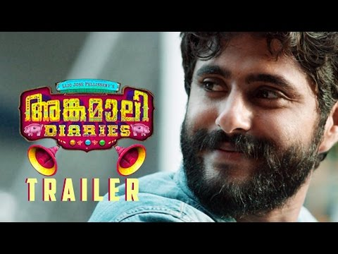 Angamaly Diaries Malayalam movie Official Trailer