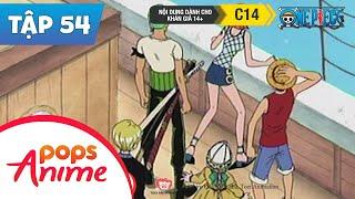 One Piece Tập 54 - Điềm Báo Về Một Cuộc Phiêu Lưu Mới: Cô Bé Apis - Hoạt Hình Tiếng Việt