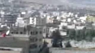 preview picture of video 'منظر لمدينة يبرود - منتديات يبرود أون لاين'