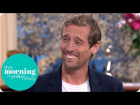 Peter Crouch Reveals What He Doesn't Miss About Being a Footballer | This Morning