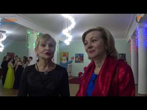 В Великом Новгороде впервые прошёл ганзейский бал (видео)