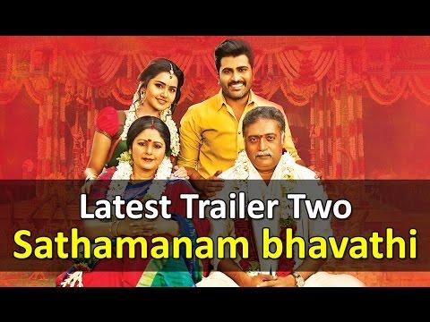 Sathamanam Bhavati New Trailer