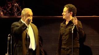 Estar Lejos - Fonseca junto a Willie Colón (Live Bogotá)