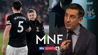 Does Gary Neville think Mauricio Pochettino should replace Ole Gunnar Solskjaer? | MNF