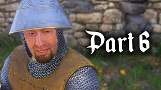 Kingdom Come Deliverance Gameplay Walkthrough Part 6 - KEEP THE PEACE (Full Game)