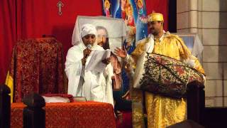 Fasika celebration at St Georges Orthodox church in Paris 2015 7 of 8