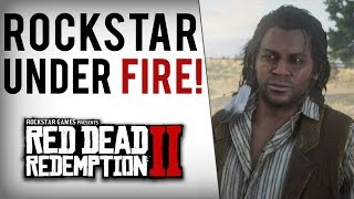 Journalist Accuses Rockstar of Black/Red Face With Red Dead Redemption 2 Character