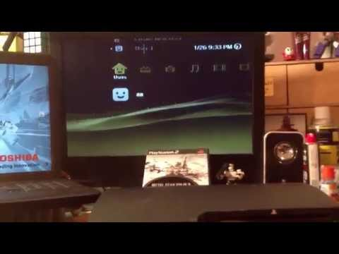 How to Play PS2 Games on all PS3 Systems