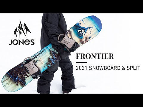 Placa Snowboard Frontier 2020 / 2021