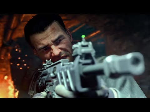 Call of Duty: Black Ops 4 -  Alcatraz Blackout Trailer
