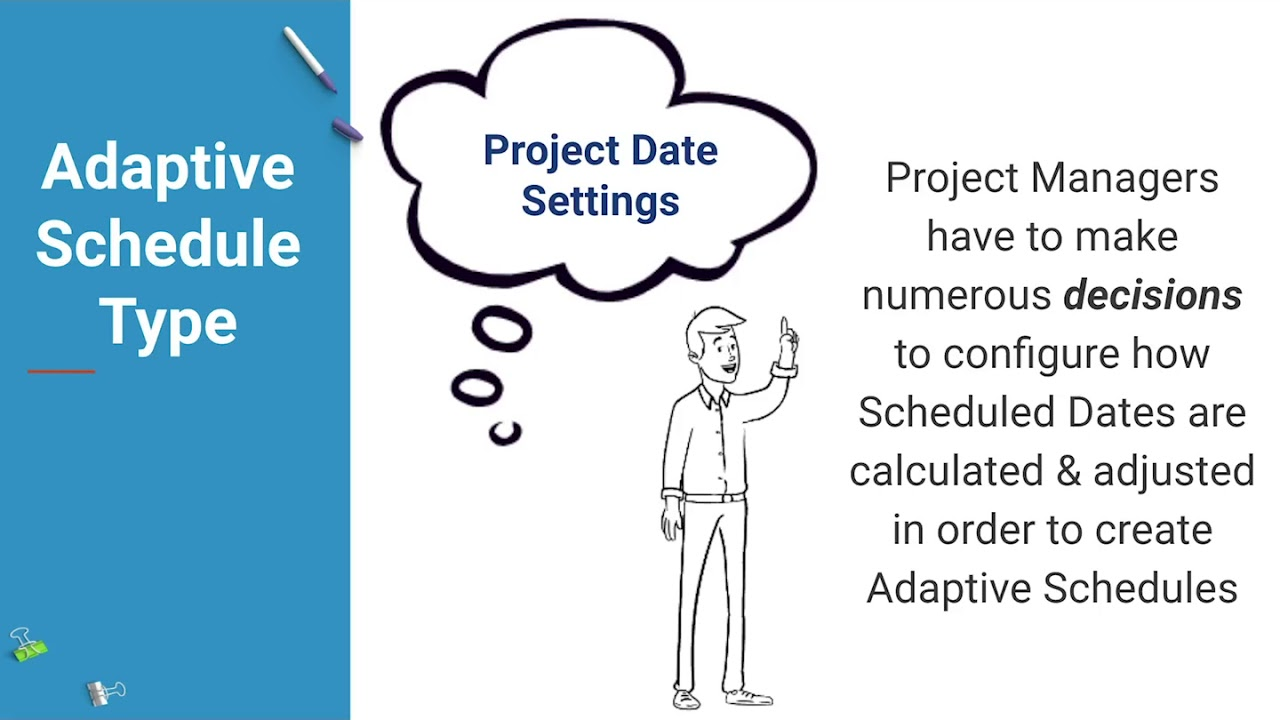 Understanding Project Plans & Schedules in Accelo, Part 1: Adaptive and Fixed Schedule Settings