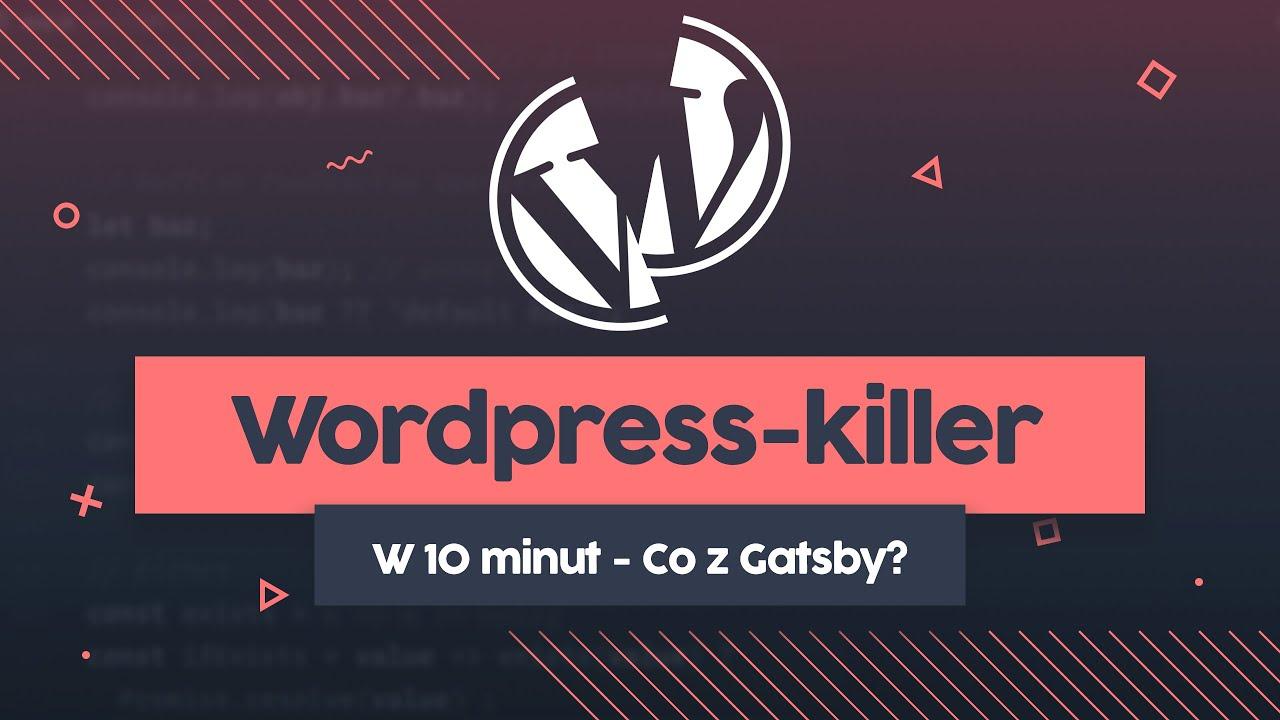 Wordpress-killer w 10 minut - Czy warto odkrywać koło na nowo? cover image