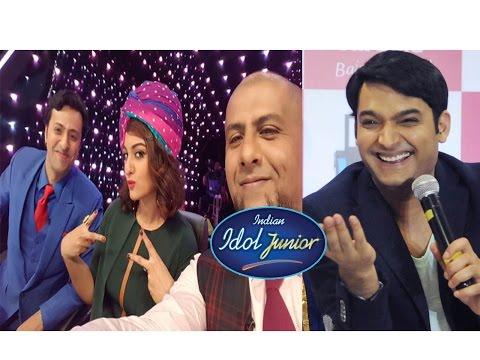 Indian Idol Junior   Not Salim Merchant But Kapil