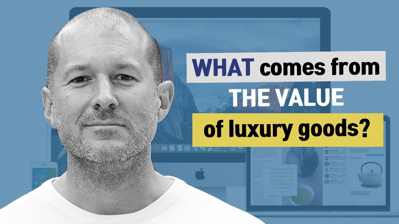 Why Luxury Goods are called Luxury Goods?