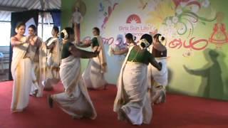 Onam 2013 Thiruvathira Dance