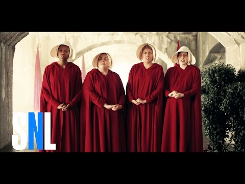 The Handmaid's Tale - SNL