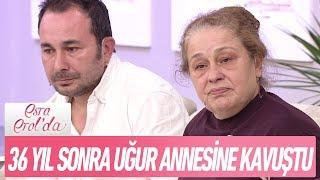 36 Yıl Sonra Uğur Annesine Kavuştu! - Esra Erol'da 30 Kasım 2017