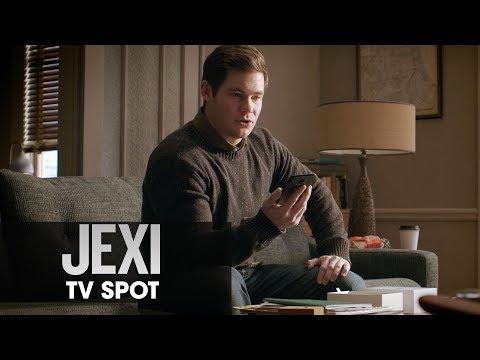 """Jexi (2019 Movie) Official TV Spot """"Kale Salad"""" — Adam Devine, Rose Byrne"""
