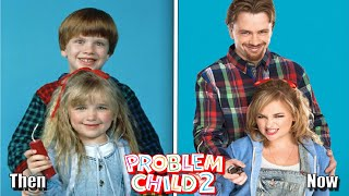 Problem Child 2 (1991) Cast Then And Now ★ 2020 (Before And After)