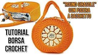 Tutorial Niagara Crochet Katy Prada Punto Uncinetto Borsa